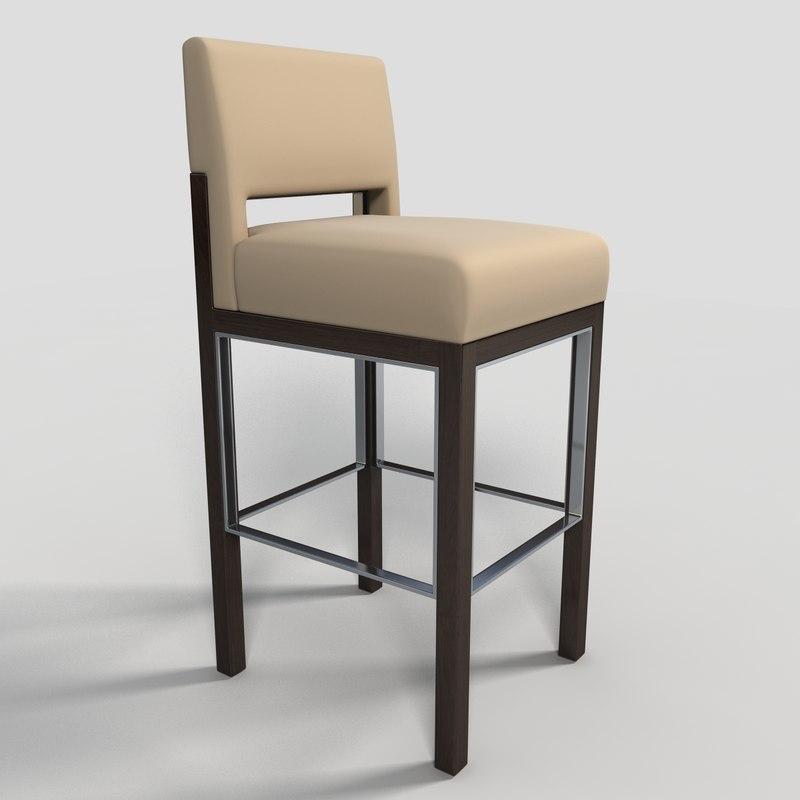 fbx bar stool