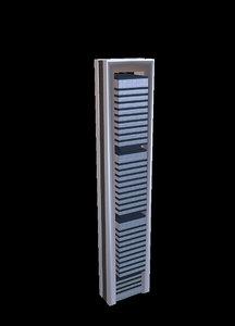 torre caja fbx