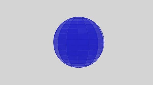 free 3ds model web geometry