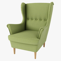 Strandmon IKEA (green)