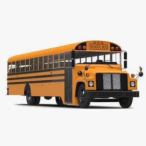 max school bus 3 simple