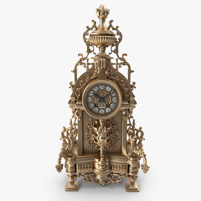 mantle clock max