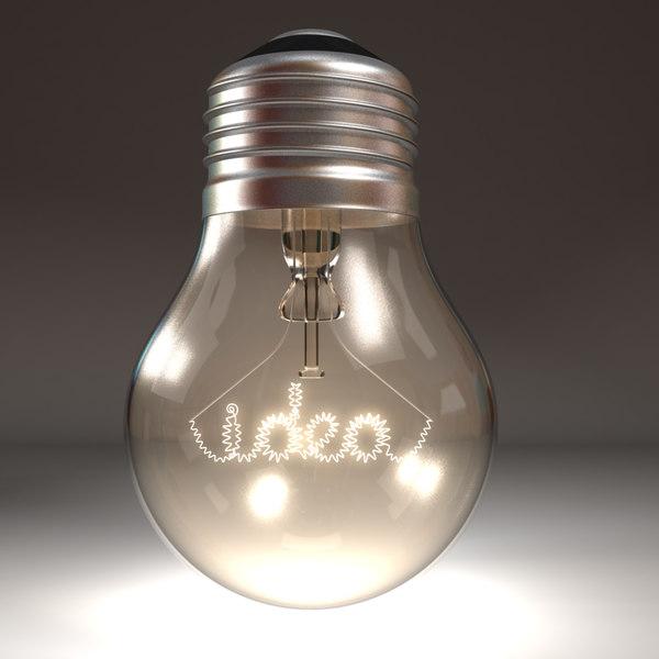 idea lights 3d model