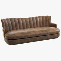 brabbu plum sofa obj