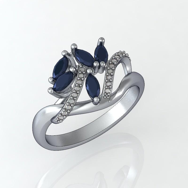 3d model ring printing