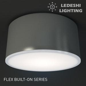 ledeshi lighting 3d model