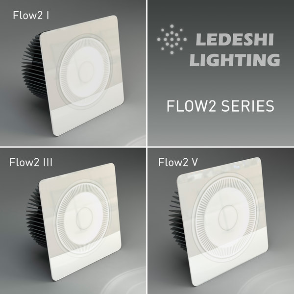 3d ledeshi lighting model
