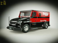 Generic Armored Truck v2