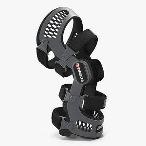 knee brace breg 3d model