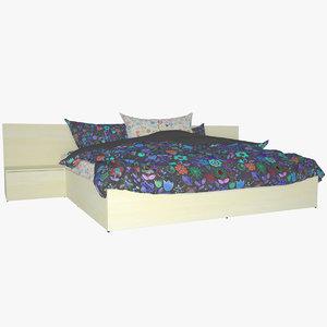 v-ray bed 25 3d max