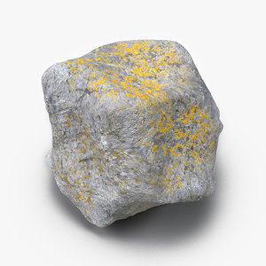 3d model stone 6
