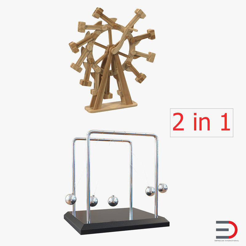 max perpetual motion machines rigged