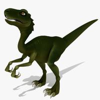 dinosaur dino predator 3d 3ds