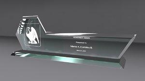 obj glass award