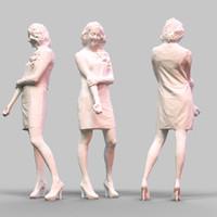 Girl Posing 6