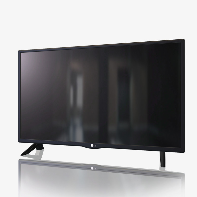 3d tv lg 32lf510u