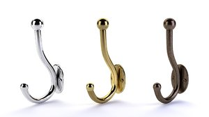 3d 3ds hook set architectural