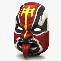 Asian Mask 2