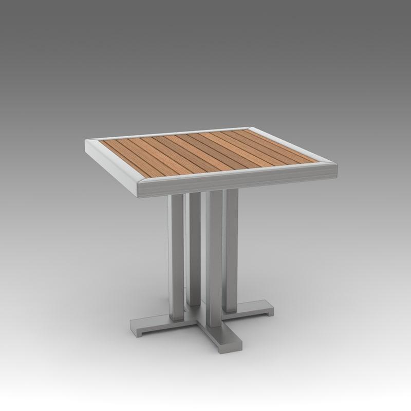 fbx garden table