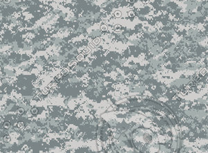 ACUPAT - ARPAT - Universal Camouflage Pattern (U.S. Army Digital Camo)