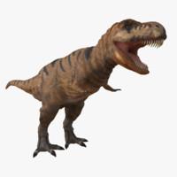 tyrannosaurus rex 3d model