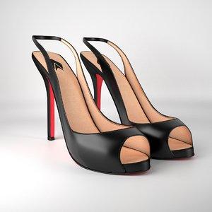 heel shoe max