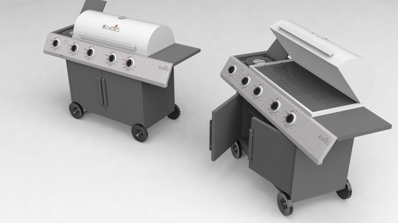 barbecue bbq broil max
