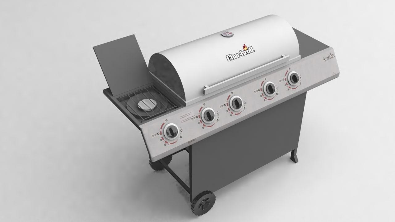 barbecue bbq broil max