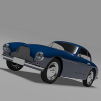 aston martin db2 sports 3ds