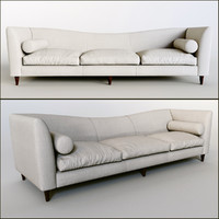 PATRICIA Sofa by Baker