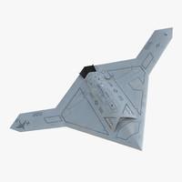 Northrop Grumman X-47B UAV 2