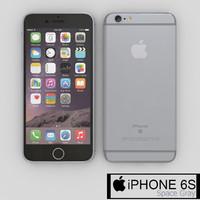 3d apple iphone 6s