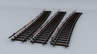 rails for subway