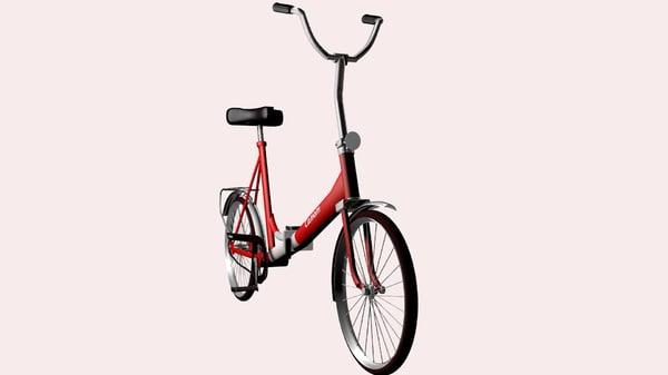 3d bike salyut