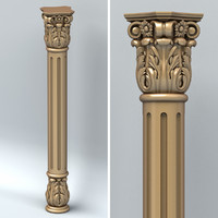 max carved column