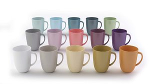 3ds colorful mug