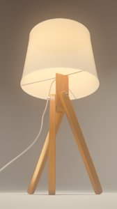 3ds table lamp