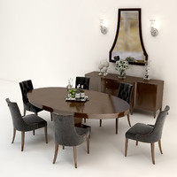 max baker furniture set