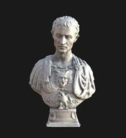 Julius Caesar Lowpoly