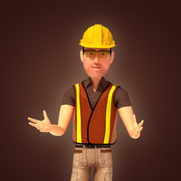 construction worker max