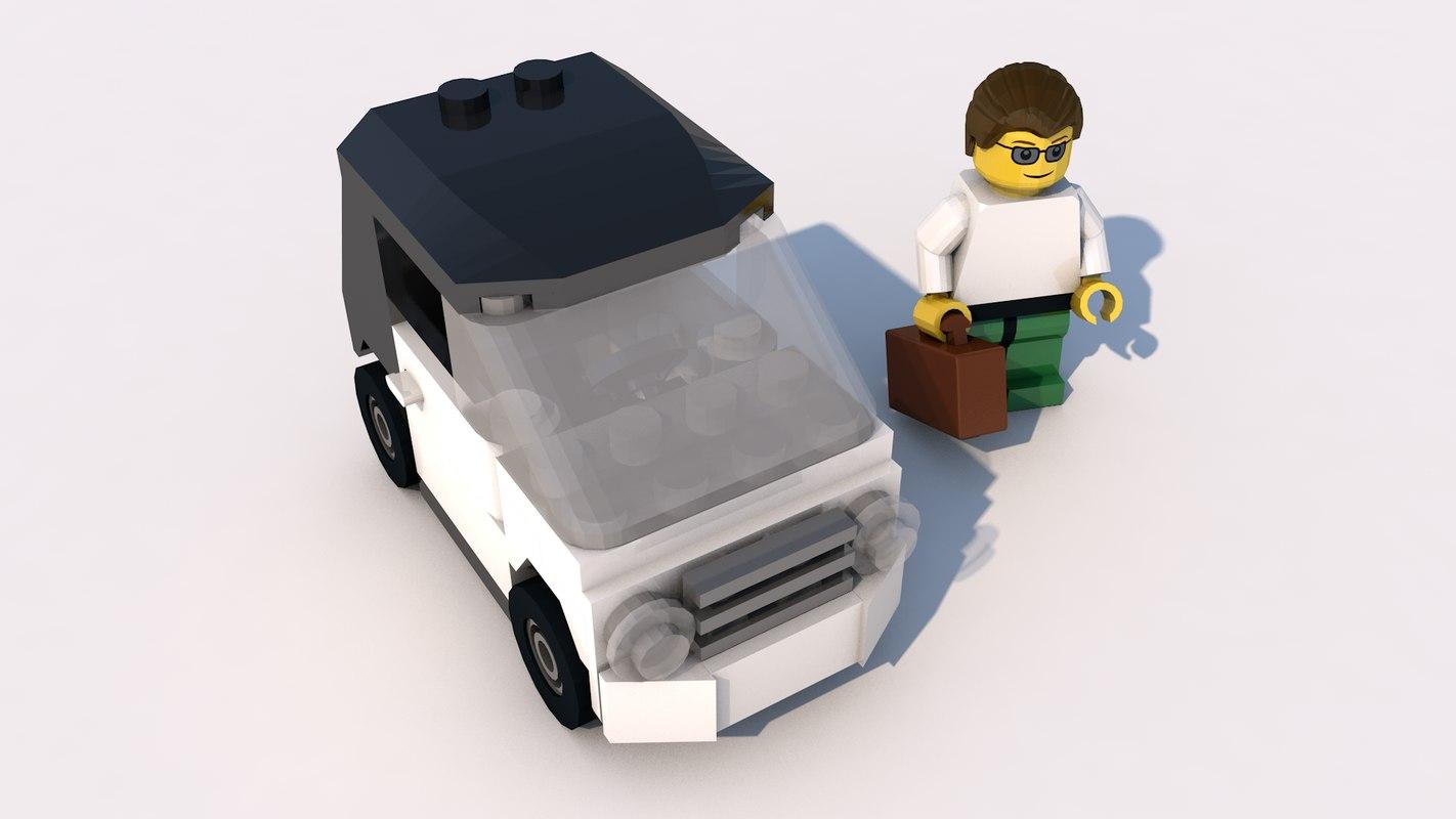 lego car 3ds