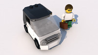 lego car 3ds
