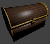 3ds chest edges keyhole