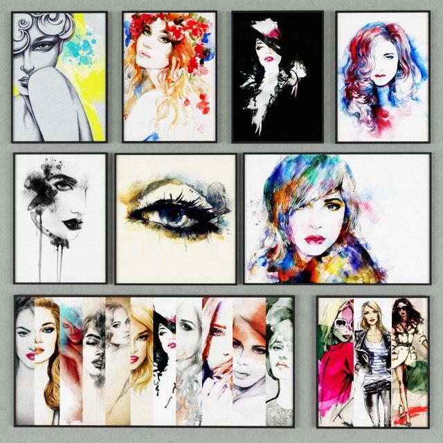 3d paintings decoration