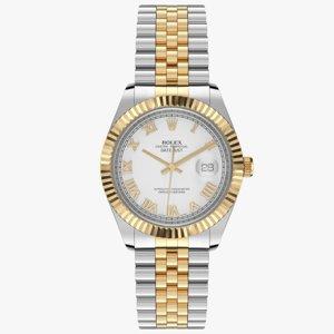 max rolex datejust 36 watch