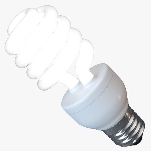 lamp helical fluorescent illuminated max