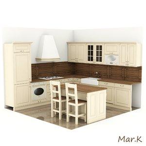 kitchen 3ds