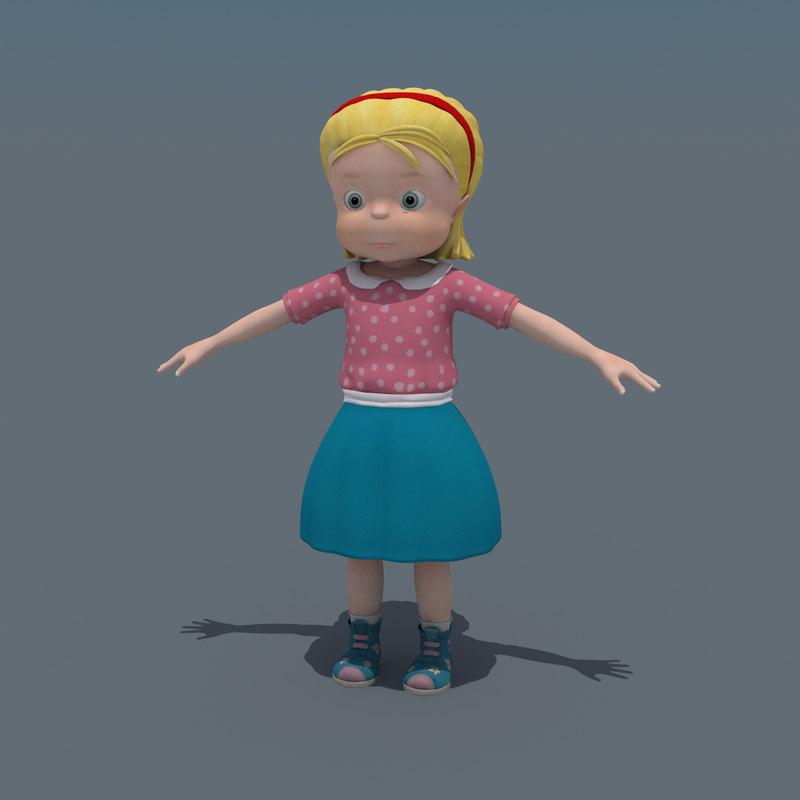 max girl child woman