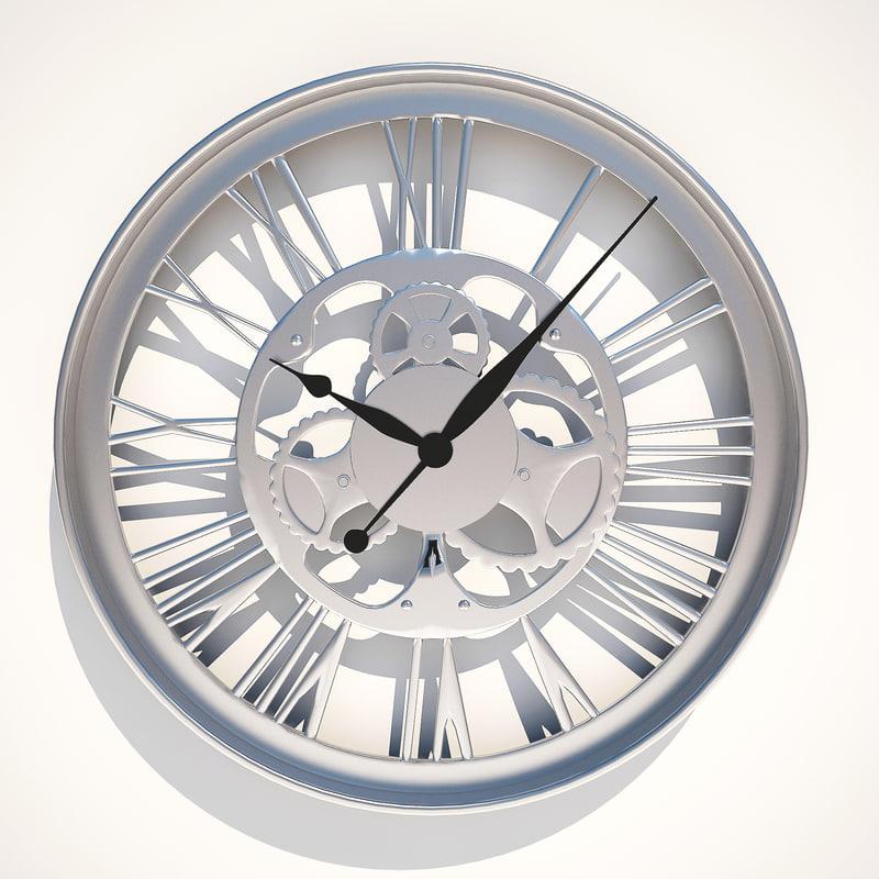 max wall clock gear kare