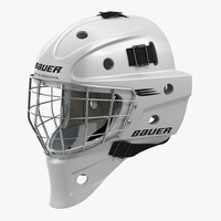 Hockey Goalie Mask Bauer